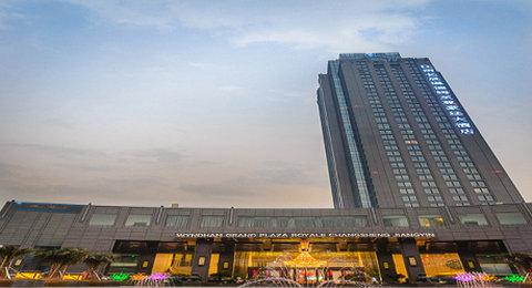 Wyndham Grand Plaza Royale Changsheng Jiangyin - Exterior