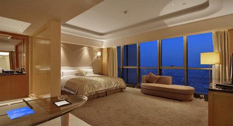 Wyndham Grand Plaza Royale Changsheng Jiangyin - King Bed Room