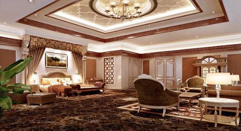 Wyndham Grand Plaza Royale Changsheng Jiangyin - Presidential Suite