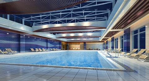 Wyndham Grand Plaza Royale Changsheng Jiangyin - Pool