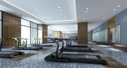 Wyndham Grand Plaza Royale Changsheng Jiangyin - Fitness Centre
