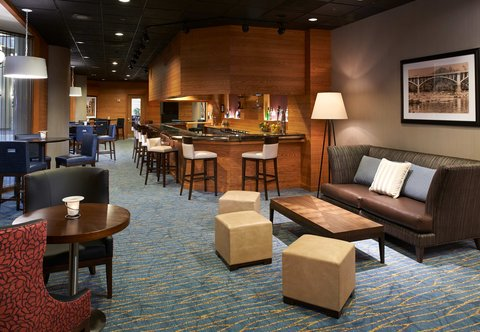 Columbia Marriott - Private Meeting Lounge
