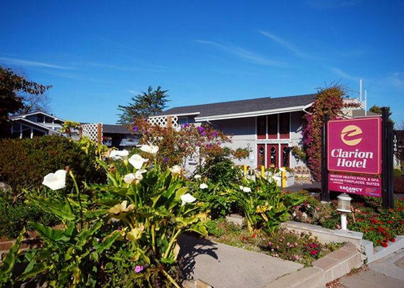 Clarion Hotel Monterey Widok z zewnątrz