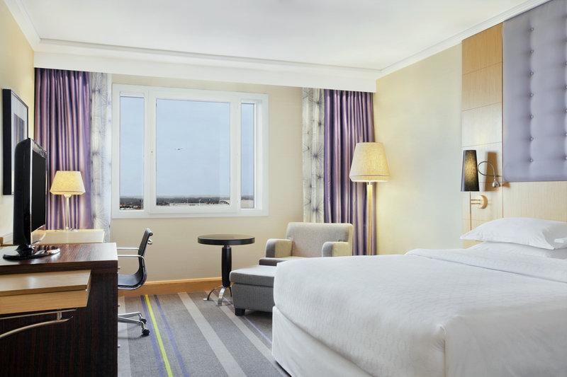 Sheraton Brussels Airport Hotel Billede af værelser