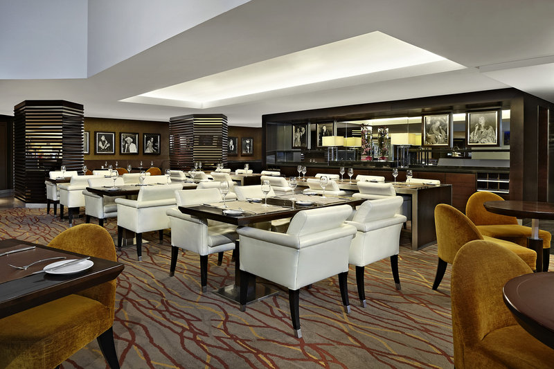 Sheraton Brussels Airport Hotel Gastronomi