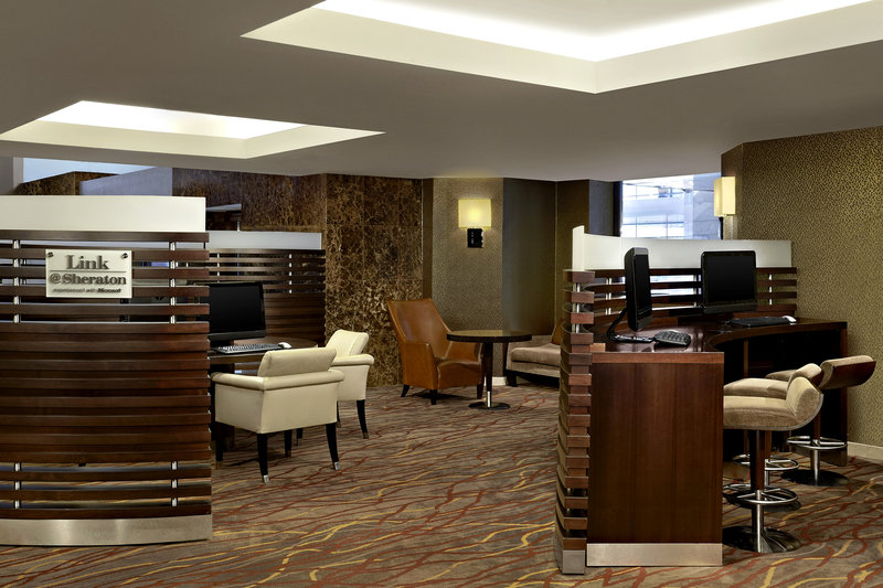 Sheraton Brussels Airport Hotel Andet