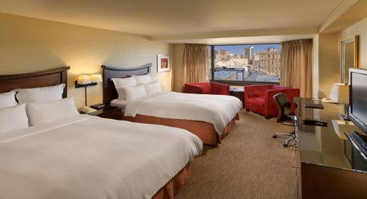Parc 55 Wyndham Hotel San Francisco - Union Square 客房视图