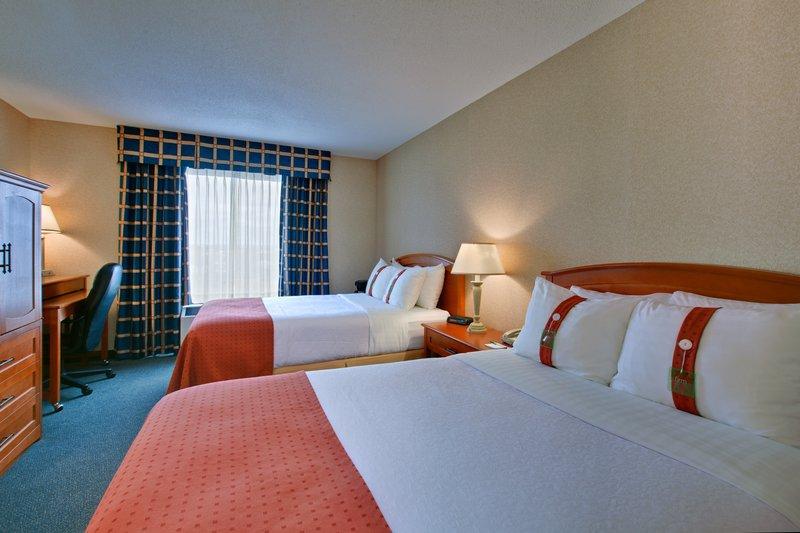 Holiday Inn  Halifax Harbourview Billede af værelser