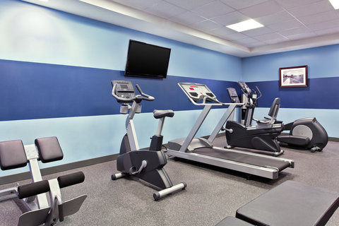 Four Points by Sheraton College Station - Fitness Center