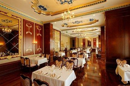 Meyra Palace - Restaurant
