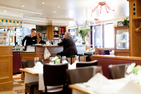 巴塞爾酒店 - Restaurant