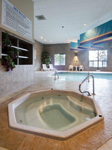 Best Western Plaza Inn Hotel - Hot Tub