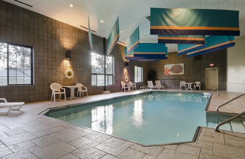 Best Western Plaza Inn Hotel - Indoor Pool
