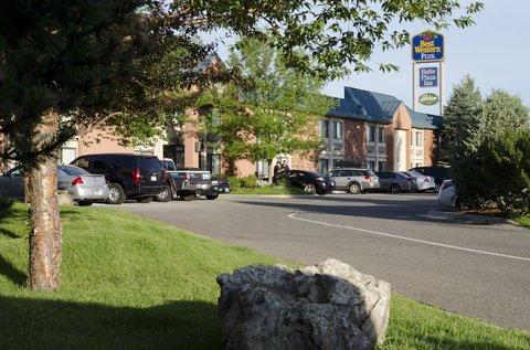 Best Western Plaza Inn Hotel - BEST WESTERN PLUS Butte Plaza Inn