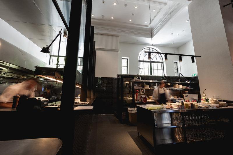 Radisson Blu Plaza Hotel Sydney Gastronomie