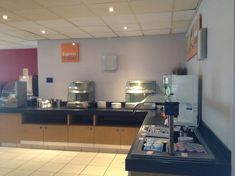 Holiday Inn Express Nottingham City Centre Gastronomie