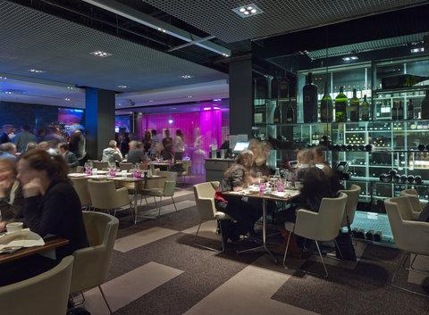 Gothia Towers - Incontro Restaurant at Gothia Towers Gothenburg