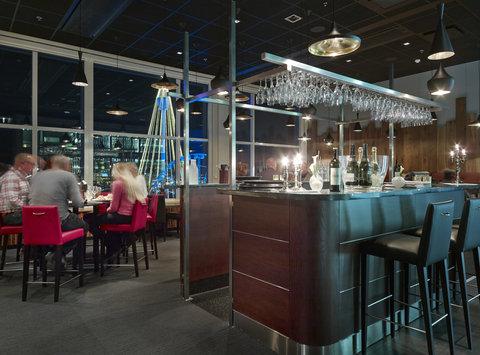 Gothia Towers - Heaven 23 Restaurant at Gothia Towers Gothenburg