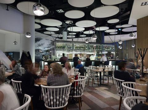 Gothia Towers - West Coast Restaurant at Gothia Towers Gothenburg