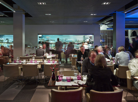 Gothia Towers - Incontro Restaurant at Gothia Towers