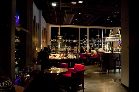 Gothia Towers - Heaven 23 Restaurant   Bar at Gothia Towers