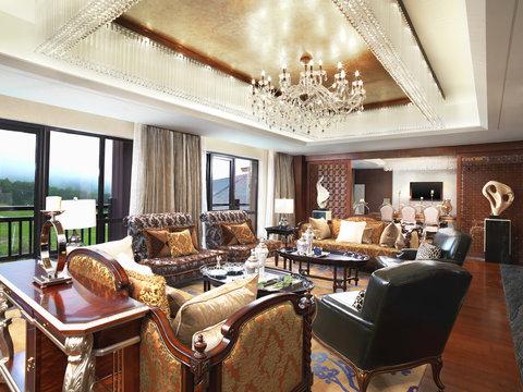 The Westin Changbaishan Resort - Presidential Suite