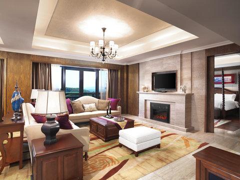 The Westin Changbaishan Resort - Prestige Suite