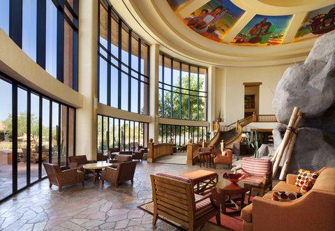 Sheraton Wild Horse Pass Resort & Spa - Lower Lobby