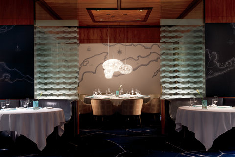 The Ritz-Carlton, Grand Cayman - Blue by Eric Ripert Private Dining Room