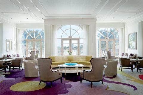 The Ritz-Carlton, Grand Cayman - Silver Palm Lounge