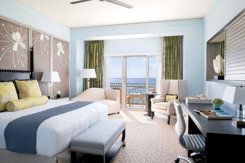 The Ritz-Carlton, Grand Cayman - Ocean Front King guestroom