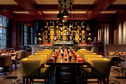 The Ritz-Carlton, Grand Cayman - Taikun Restaurant