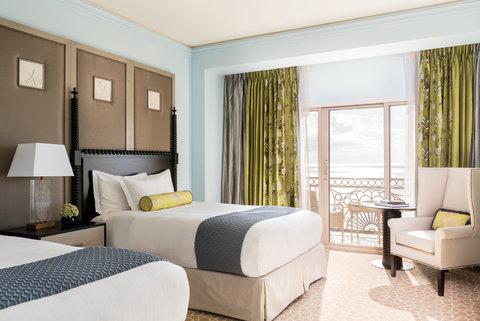The Ritz-Carlton, Grand Cayman - Queen Queen Ocean view