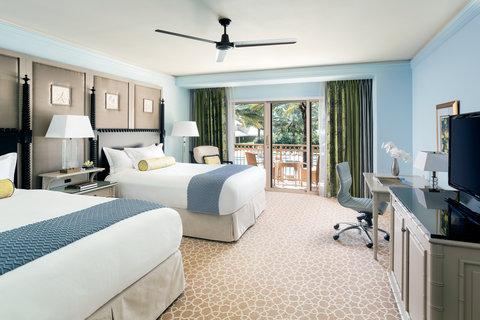 The Ritz-Carlton, Grand Cayman - Queen Queen Resort View
