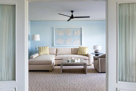 The Ritz-Carlton, Grand Cayman - Harbour Suite detail
