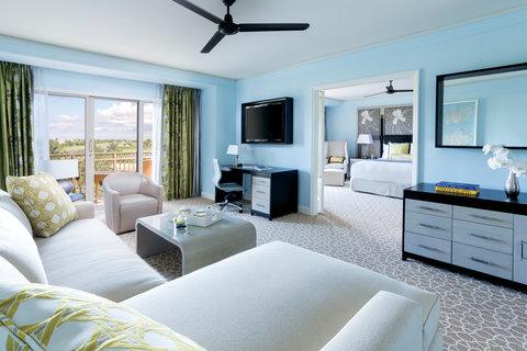 The Ritz-Carlton, Grand Cayman - Harbour Suite overview