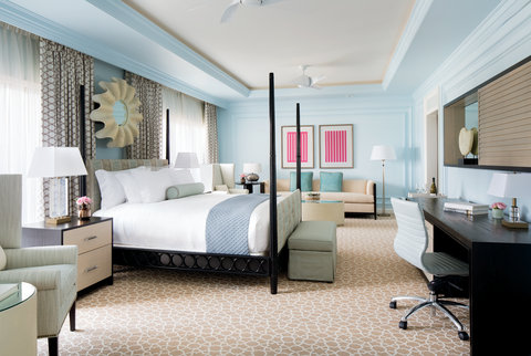 The Ritz-Carlton, Grand Cayman - The Ritz-Carlton Suite room overview