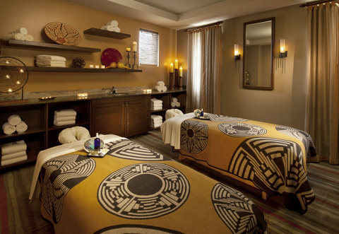 Sheraton Wild Horse Pass Resort & Spa - Aji Spa Couples Massage Room