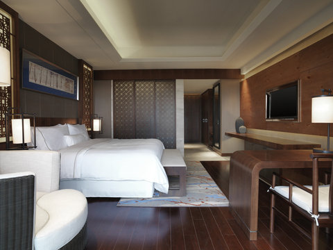 The Westin Changbaishan Resort - Deluxe King