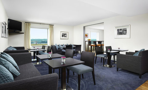 Sheraton Amsterdam Airport Hotel & Conference Center - Club Lounge