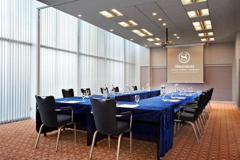 Sheraton Amsterdam Airport Hotel & Conference Center - Saturn UShape