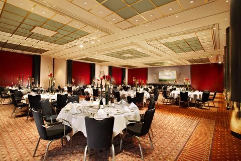Sheraton Amsterdam Airport Hotel & Conference Center - Universe Dinner