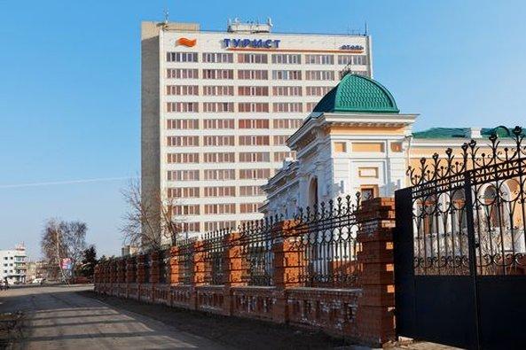 Tourist Omsk Hotel