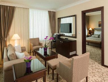 Ramada Kaya Plaza Hotel Pokoj