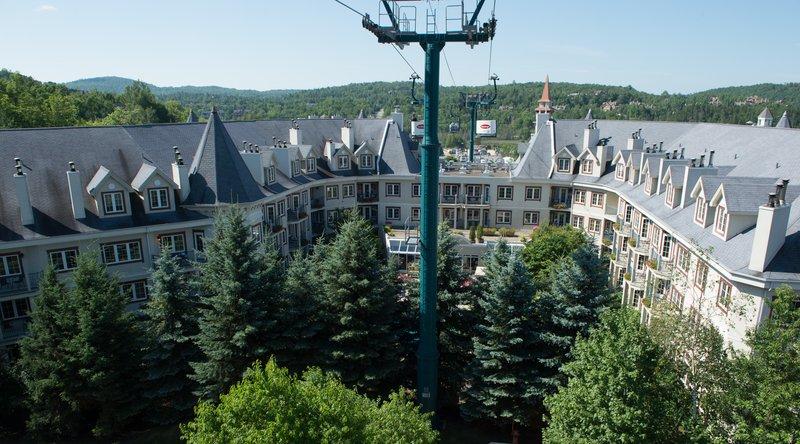 Hotel.de - Hotel Marriott Residence Inn Mont Tremblant