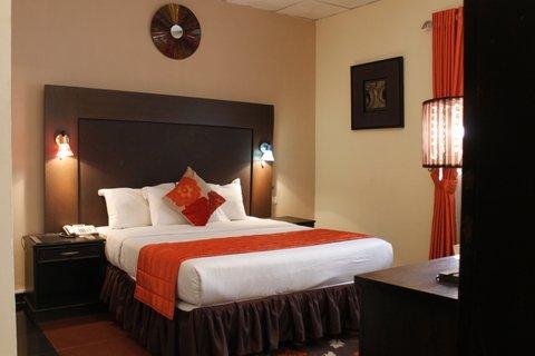 Thornberry Hotel De Island - Double bedroom