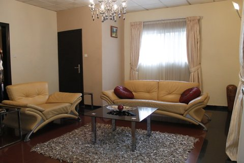 Thornberry Hotel De Island - Guestroom lounge