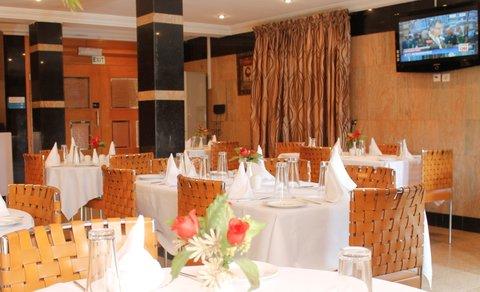 Thornberry Hotel De Island - Restaurant