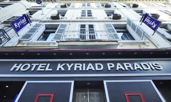 Hotel Kyriad Marseille Centre - Paradis Övrigt