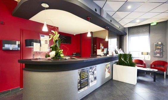 Hotel Kyriad Marseille Centre - Paradis Lobby